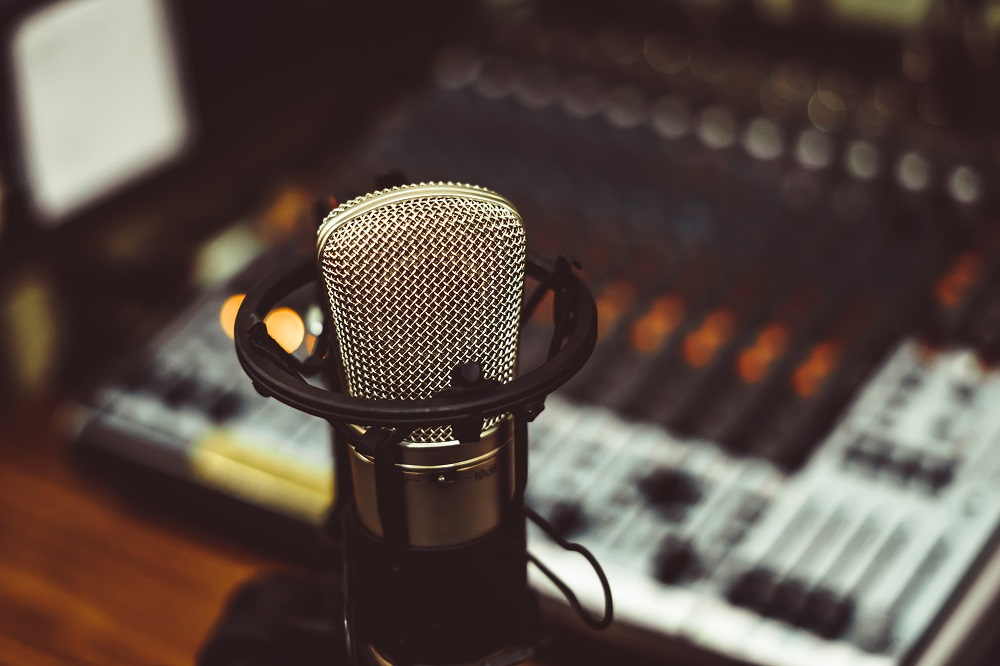 écoute d'une radio espagnole