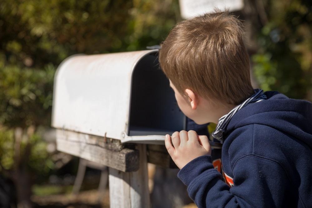 écrire une lettre à ses enfants