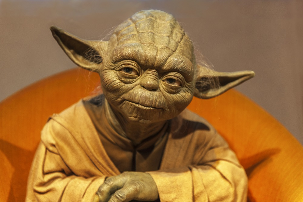 Star Wars Maitre Yoda