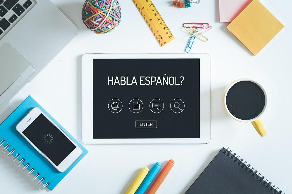 apprentissage de l'espagnol