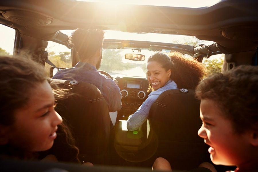Conseils pour occuper vos enfants en voiture